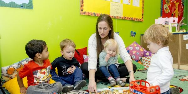 Nursery in Watford