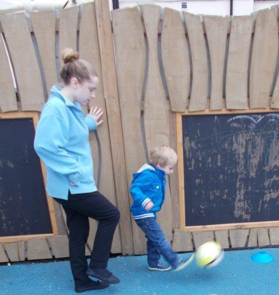 A 'European Championship Soccer' Session For Boys & Girls