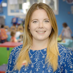 Natalie Rickmansworth nursery manager