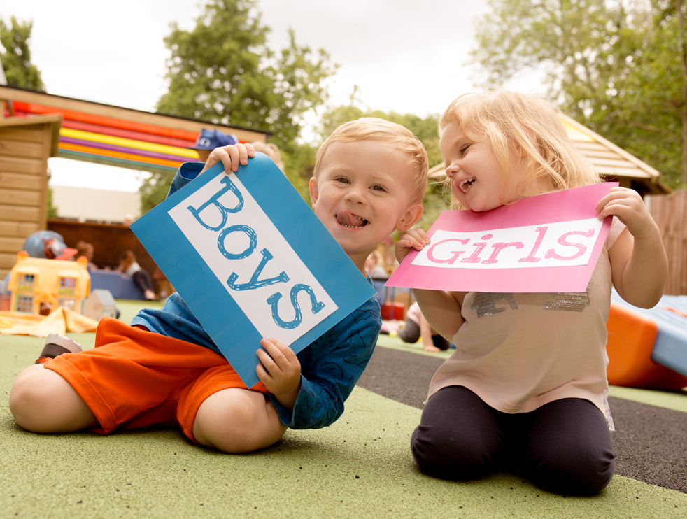 Boys & Girls Nursery - Watford, Stanmore, Croxley Green, Rickmansworth